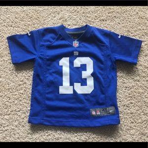 Nike New York Giants Odell Beckham jersey 4T